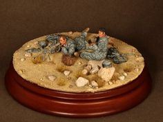 Dioramas and Vignettes: Sniper pair, 82nd Airborne div., U.S. Army, photo #7