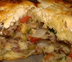 Tarte de Sardinha - http://www.receitasja.com/tarte-de-sardinha/