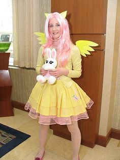 I'm the mom, i will be fluttershy