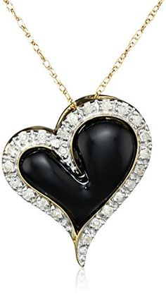 1//6 cttw, I-J /& L-M Color, I3 /& I2-I3 Clarity Round Brown /& White Diamond Heart Pendant with 18 Chain in Rose Gold Over Sterling Silver