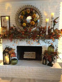 Fall Decor, Kitchen, Autumn, Home Decor, Cooking, Decoration Home, Fall Season, Room Decor, Kitchens