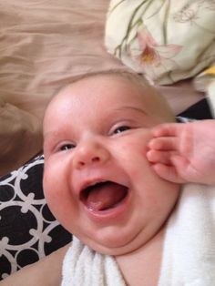 I just told a joke!