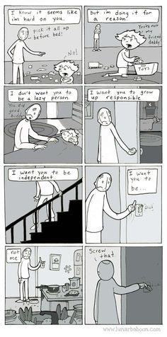 Lunarbaboon :: raise | Tapastic Comics - image 1