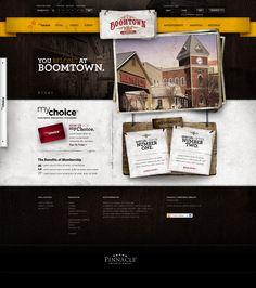 Casino Creative Explorations - Tofslie Inc. | The Creative Studio of Edwin Tofslie - Creative Direction, Art Direction, Ideas, Design, Interactive, Web and Maker of Fine Jerky.