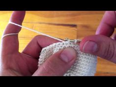 How to Crochet an Invisible Decrease  ❥