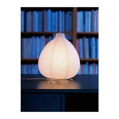Vate lámpara de mesa