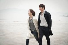 Seo Hyun Jin and Eric Mun for tvN's Another Oh Hae Youngp