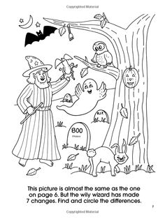Ween Coloring Book Pictures | Coloring Page