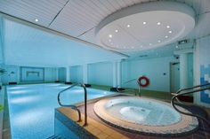 Swimming pool, Vestry Court Serviced Apartments, Westminster