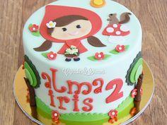 tortas de 15 con caperucita roja - Buscar con Google