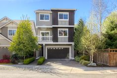 For details contact Matt Jensen at 206-909-8200. Like-new, craftsman home from award-winning builder, Bennett Homes located in downtown Issaquah, in the coveted enclave of Belshaye.