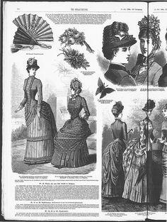 Gracieuse. Geïllustreerde Aglaja, 1884, aflevering 14, pagina 108