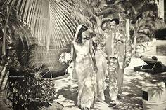 kerry + bill. {paradisus palma real wedding, punta cana }