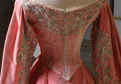 Ceremonial Russian court dress, St. Petersburg. End of XIX- early XX centurt. Ivanov Workshop.