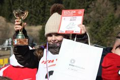 We support young talents. For children at a ski course we prepared a gift bag with a surprise :)