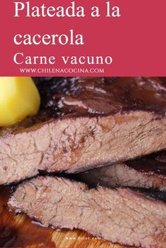 Corte de carne economico Receta queda muy bueno Chilean Recipes, Chilean Food, Carne Asada, Barbacoa, Sin Gluten, Kitchen Recipes, Meat Recipes, Main Dishes, Food And Drink
