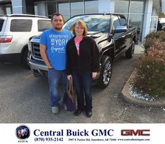 https://flic.kr/p/Cm4Tqf | Congratulations Macario on your #GMC #Sierra 1500 from Justin Duckert at Central Buick GMC! | deliverymaxx.com/DealerReviews.aspx?DealerCode=GHWO