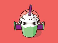 Innamorarsi in cucina: Super Heroes Coffee Mugs