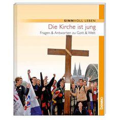 Schönes #Geschenheft zur #Kirche - Geeignetes #Geschenk zum #Sakrament der #Firmung ... Bond, Kirchen, Good Books, Guys, Gifts, Nice Asses