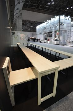 Chair also Table/Making Partner:Nakadate,insight/Planning:TANK/IFFT2013