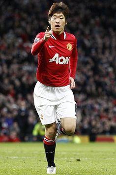 Ji-Sung Park - Manchester United (2005-2012)
