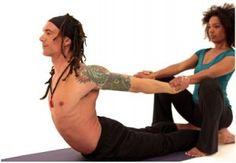 The Power of Partner Yoga