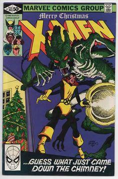 Uncanny X-Men #143 (1963 1st Series) March 1981   Marvel Comics   Grade VF/NM