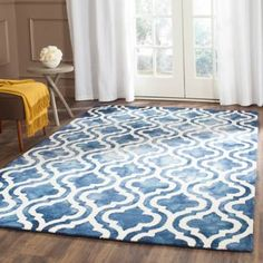 Product Image for Safavieh Dip Dye Double Trellis Rug 2 out of