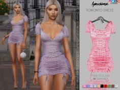 """January Patreon CC lynxsimz: """" 💖⭐ Join me on Patreon for ad free, early releases and exclusive cc & other fun content ! Sims 4 Cas Mods, Sims 4 Body Mods, Sims Four, Sims 4 Mm, Sims 4 Mods Clothes, Sims 4 Clothing, Vêtement Harris Tweed, Look Kylie Jenner, Girl Facts"""