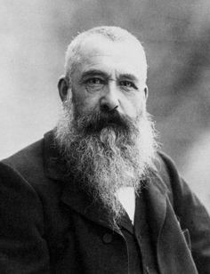 Monet  Oscar Claude Monet  (1840 - 1926) Francia Pintor Impresionismo