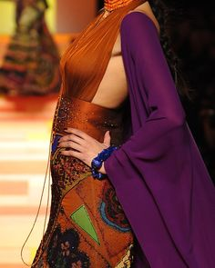 Exotic. #GaultierParis #SS13