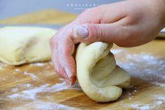 Mega dobré domáce žemle - Coolinári | food blog Bread, Blog, Basket, Brot, Blogging, Baking, Breads, Buns