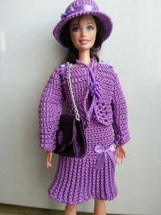 vêtement pour poupée mannequin Barbie (178)