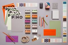 Branding for Pino by The Bond Agency