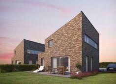 Nieuwbouw BEN-woning (Bijna-Energieneutraal) op toplocatie - Meldert   Immoweb ref:5902826