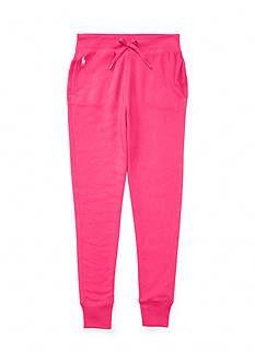 Ralph Lauren Childrenswear French Terry Joggers Girls 7-16