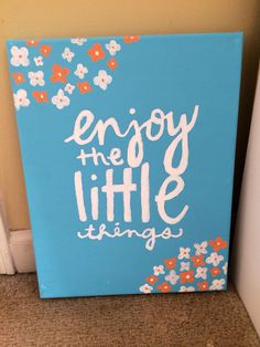 Canvas for apartment or dorm