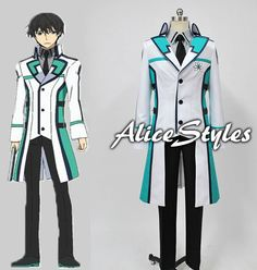 The Irregular at Magic High School Tatsuya Shiba by AliceStyles