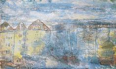 Vista a una plaza, 1912,  Paul Klee