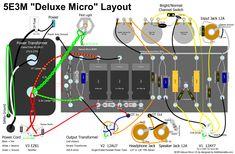 Deluxe Micro Diy Guitar Amp, Fender Deluxe, Guitar Pickups, Transformers, Wicked, Digital, Guitar Pedals, Valve Amplifier, Guitars