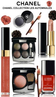 LOOKandLOVEwithLOLO: Chanel Fall 2015 Makeup Collection