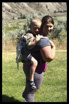 """Want this amazing baby carrier! The """"Gap Months"""" + LilleBaby Carrier Giveaway 