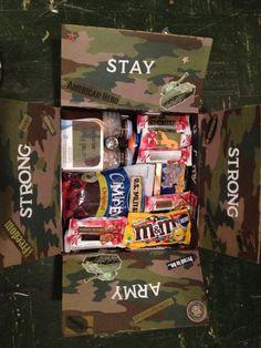 #MilitaryCarePackage #Deployment
