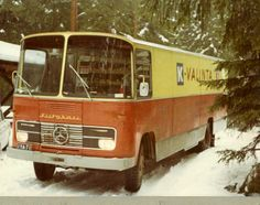 Mercedes Benz Trucks, Good Old Times, Old Ads, Retro Cars, Mobiles, Finland, Childhood Memories, Retro Vintage, Nostalgia