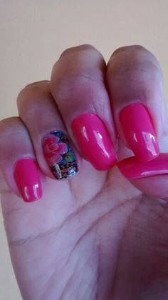 Homenagem rosa