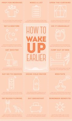 You snooze, you lose. Check out the top seven benefits of waking up early ad transform yourself into an early riser.