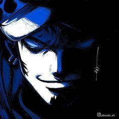 Trafalgar Law by One Piece Wallpaper Iphone, Go Wallpaper, Naruto Wallpaper, Zoro One Piece, One Piece Fanart, One Piece Anime, Trafalgar Law Wallpapers, Manga Anime, One Piece Tattoos
