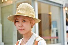 ストリートスナップ [内田 杏梨] | Aquvii TOKYO, I am I, monikoto, used, アイアムアイ, アクビートウキョウ, モニコト, 古着 | 原宿 | Fashionsnap.com