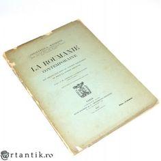 carte-manifest 1915 - La Roumanie Contemporaine. Costantin Mavrodin