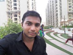 Just chilling in gaur society